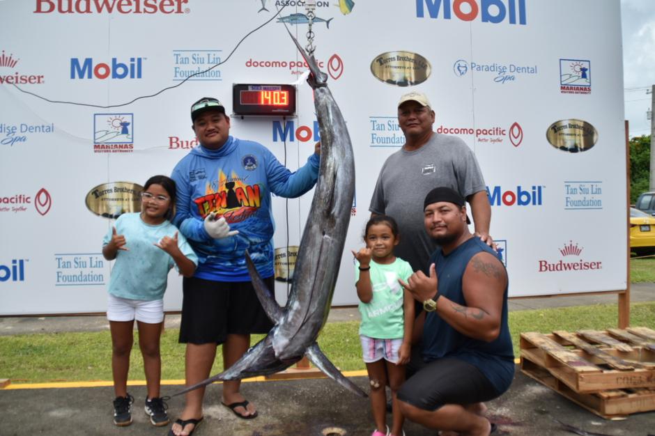 Saipan Fishermen's Association - 2019 15th Mahi Mahi Photos