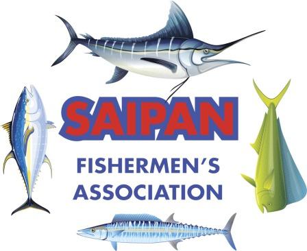 Saipan Fishermen's Association Logo