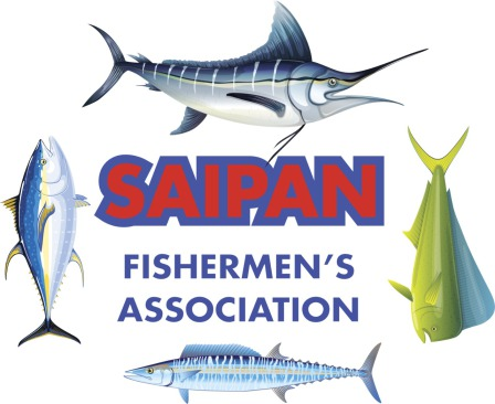 Saipan Fishermen's Association Logo